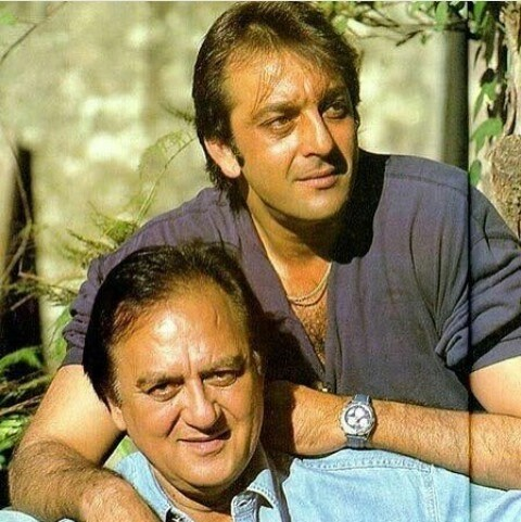 Sunil Dutt 13th death anniversary  Sunil Dutt  the Father  Never     Sunil and Sanjay became close in later years
