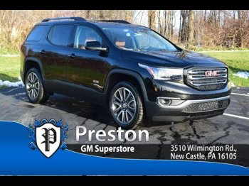 2017 GMC Acadia for Sale Nationwide   Autotrader Used 2017 GMC Acadia AWD All Terrain
