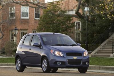 2004-2011 Chevrolet Aveo: Used Car Review - Autotrader