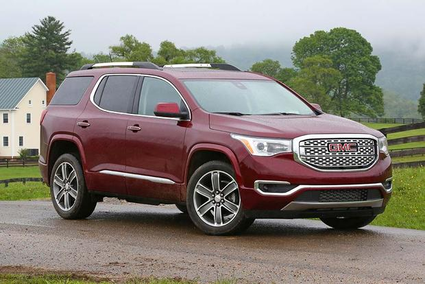 2017 GMC Acadia  First Drive Review   Autotrader 2017 GMC Acadia  First Drive Review featured image large thumb0