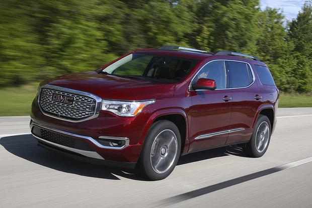 2017 GMC Acadia  First Drive Review   Autotrader 2017 GMC Acadia  First Drive Review featured image large thumb2