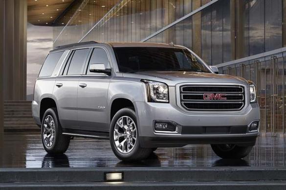 GMC Yukon Reviews   News   Autotrader 2016 GMC Yukon  New Car Review featured image thumbnail