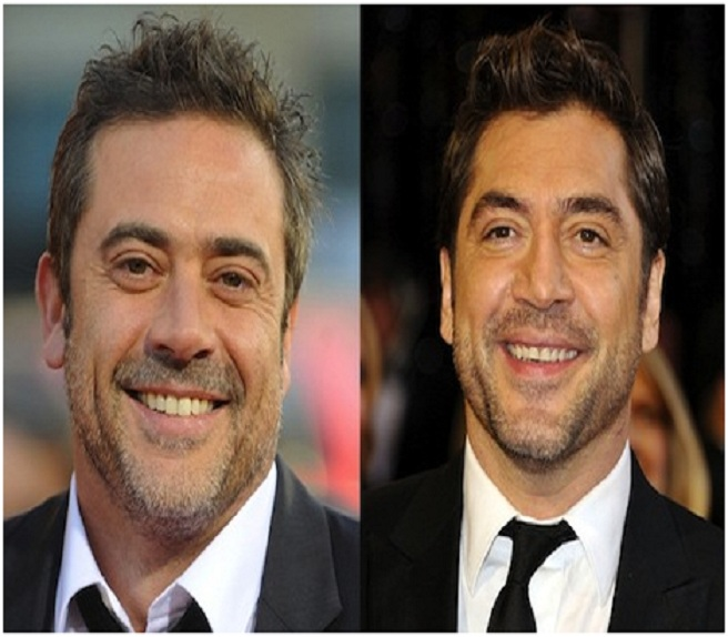 Jeffrey Dean Morgan   Javier Bardem 15 Surprising Celebrity     Jeffrey Dean Morgan   Javier Bardem 15 Surprising Celebrity Lookalikes That  You Haven t Noticed