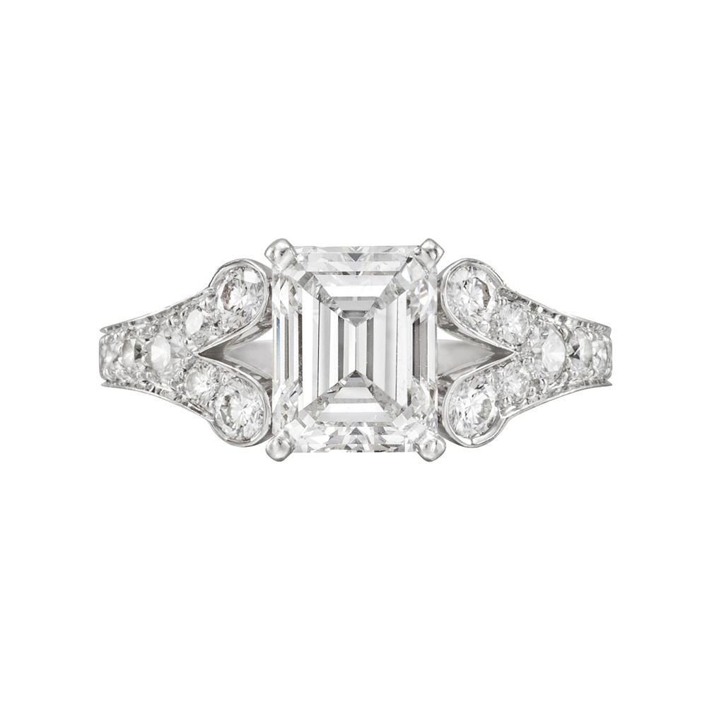 cartier wedding rings Engagement Ring Cartier product image