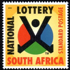 Republic of South Africa - South Africa - 2000 Lottery MNH SACC 1252 (1247) was sold for R5.00 ...