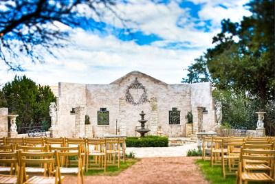 Austin Wedding Venue: The Vista on Seward Hill