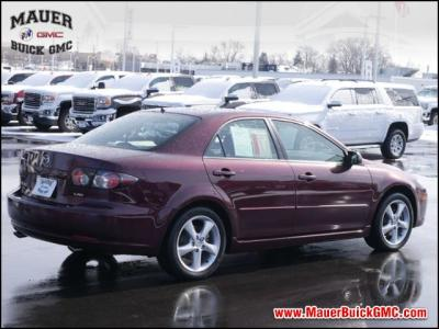 Mazda 6 In Minnesota For Sale        Used Cars On Buysellsearch 2007 Mazda 6 Gasoline