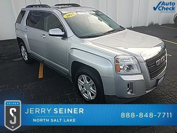 Silver Gmc In Utah For Sale        Used Cars On Buysellsearch 2015 GMC Terrain with Aluminum Wheels