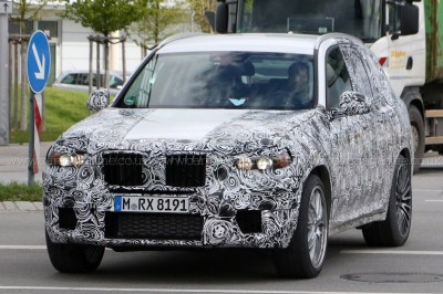 The next BMW X3 spied: full scoop on 2017's G01 SUV by CAR Magazine