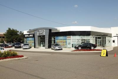 Golling Buick GMC in Lake Orion including address  phone  dealer     Golling Buick GMC Image 1
