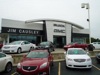 Jim Causley Buick GMC in Clinton Township including address  phone     Jim Causley Buick GMC Image 1