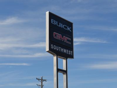 Southwest Buick GMC in Greenville including address  phone  dealer     Southwest Buick GMC Image 1