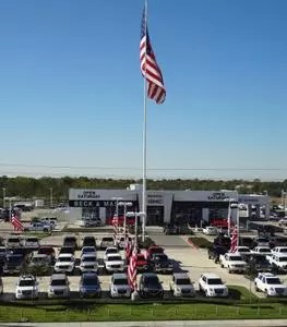 Beck   Masten Buick GMC South in Houston including address  phone         Beck   Masten Buick GMC South Image