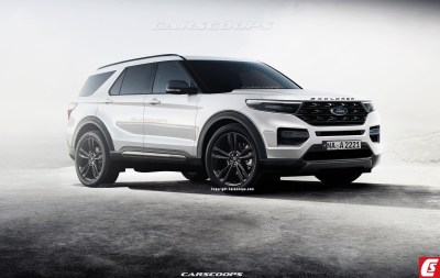 2020 Ford Explorer: Looks, Powertrains And All The Other Details We Know About It – Vehicle ...