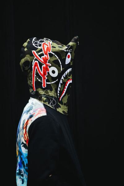 Here Is the BAPE x Futura Capsule Collection Lookbook Featuring Metro Boomin   Complex