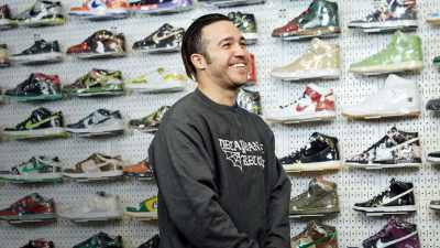 Pete Wentz Goes Sneaker Shopping With Complex | Sneaker Shopping | Complex