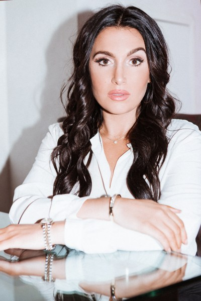 ESPN Host Molly Qerim's On-Camera Makeup Routine | Into The Gloss