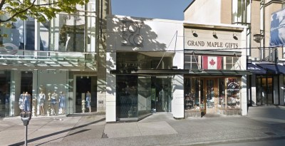 Boys'Co flagship store on Robson Street will be closing ...