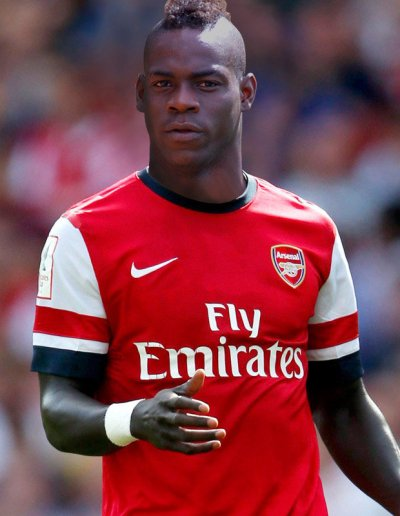 How £27m man Mario Balotelli would look in an Arsenal shirt | Daily Star