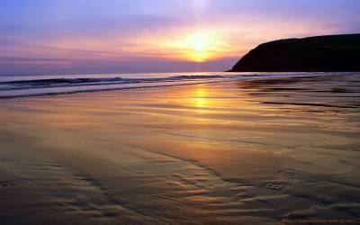 55+ Beach Sunset Backgrounds | Bed Room Designs | Design Trends - Premium PSD, Vector Downloads
