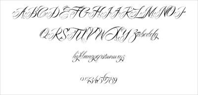 25+ Wedding Fonts - TTF, OTF, Download | Design Trends