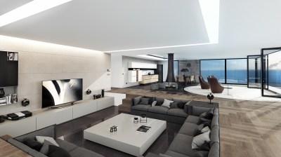 18+Modern Penthouse Designs, Ideas   Design Trends ...