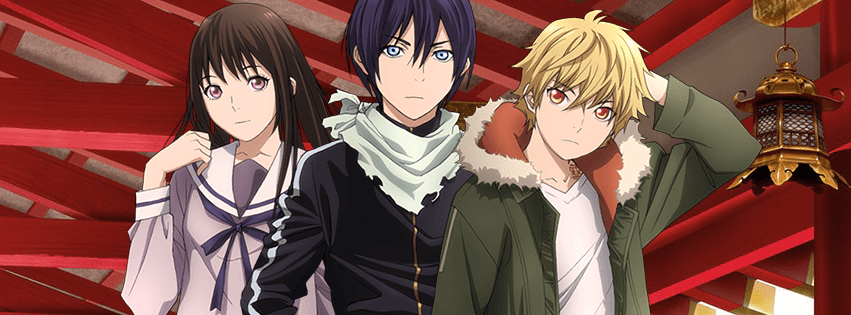 Noragami Aragoto  Characters  What Is The Real Story Behind The     Noragami Aragoto