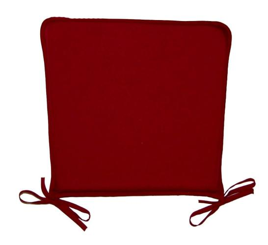 maroon kitchen chair cushions kitchen chair pads Dining