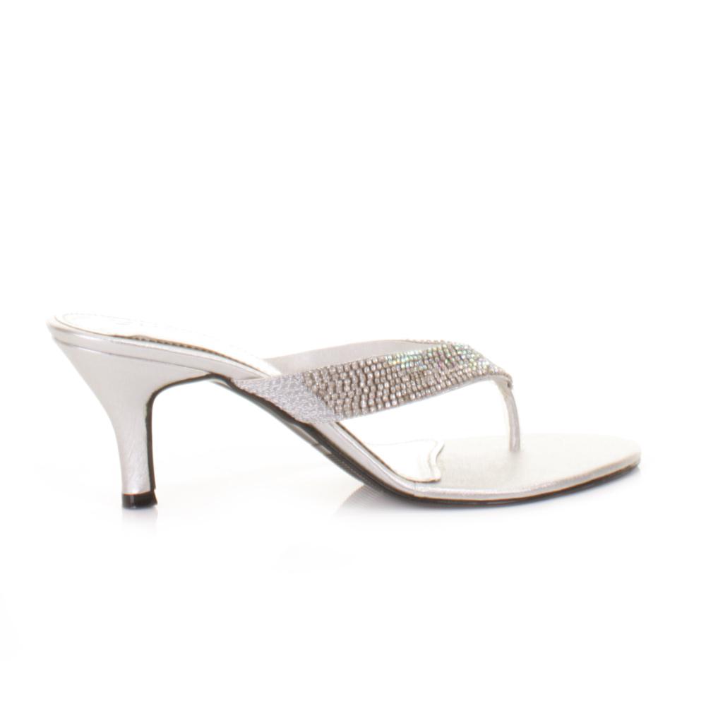 kitten heel wedding shoes Kitten Heel Flip Flops