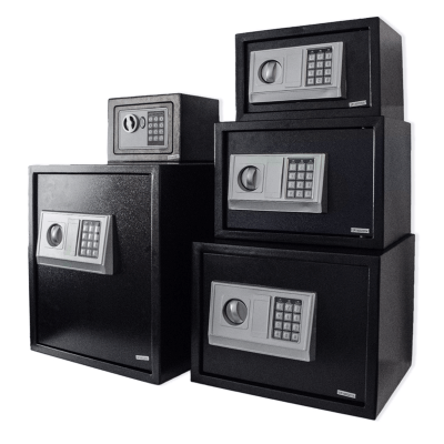 SECURE DIGITAL STEEL SAFE ELECTRONIC HIGH SECURITY HOME ...