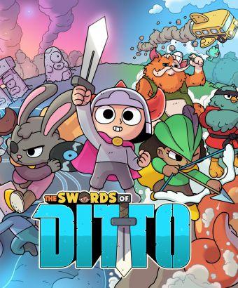 The Swords of Ditto: annunciata una collaborazione con LocoRoco