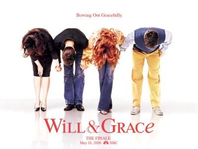 Will & Grace Finale Bow - Will & Grace Wallpaper (488803) - Fanpop