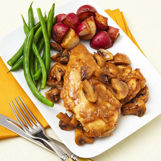 Easy, Healthy Dinner Recipes for Weight Loss | Fitness Magazine