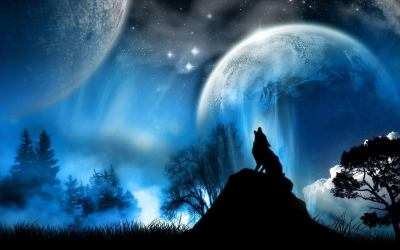 20 Best Moon Desktop Wallpapers|FreeCreatives