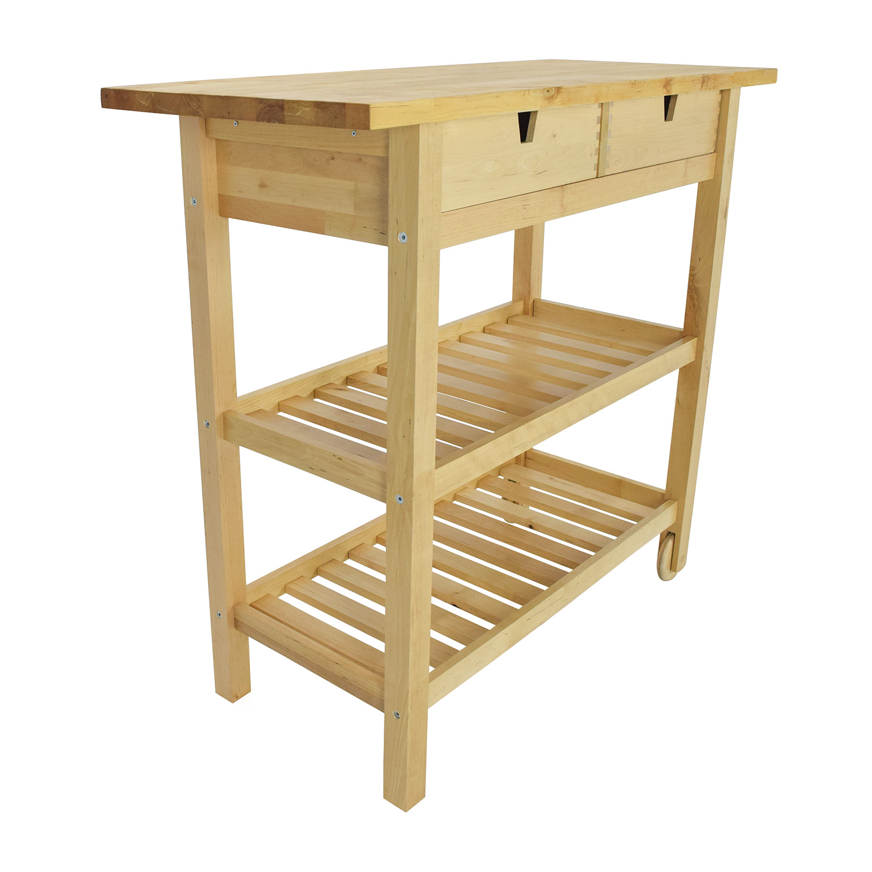 ikea forhoja kitchen cart kitchen utility table IKEA Forhoja Kitchen Cart Utility Tables