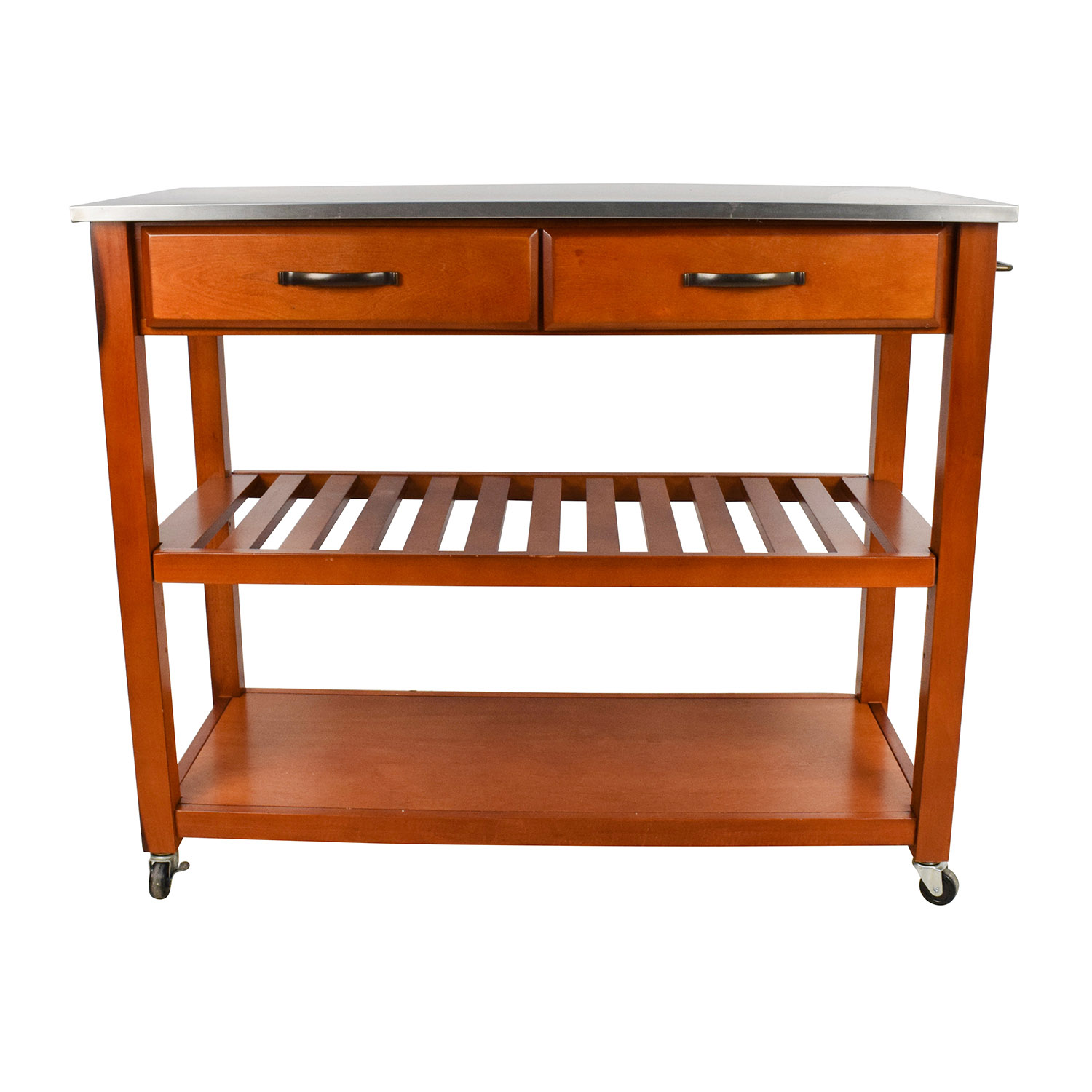 utility tables kitchen utility table Crosley Crosley Natural Wood Top Kitchen Cart and Island nj