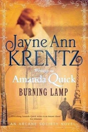 Burning Lamp (Arcane Society, #8; Dreamlight Trilogy, #2)