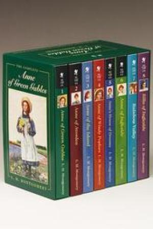 The Complete Anne of Green Gables Boxed Set Anne of Green Gables