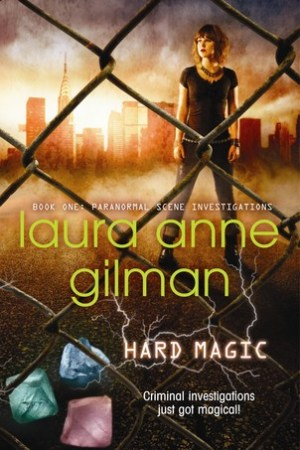 Hard Magic (Paranormal Scene Investigations #1) pdf books