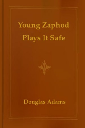 Young Zaphod Plays It Safe Hitchhiker s Guide to the Galaxy