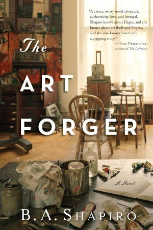 The Art Forger pdf books
