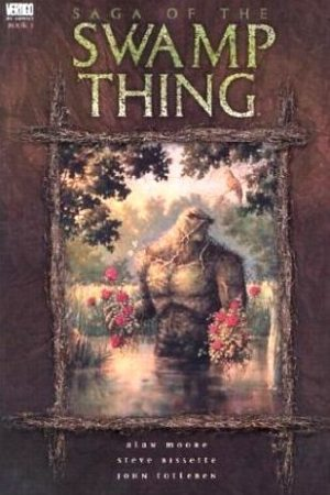 Swamp Thing Vol Saga of the Swamp Thing