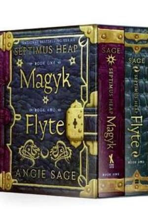 Septimus Heap Box Set: Magyk and Flyte (Septimus Heap, #1-2)