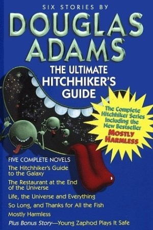 The Ultimate Hitchhiker's Guide (Hitchhiker's Guide to the Galaxy #1-5) pdf books