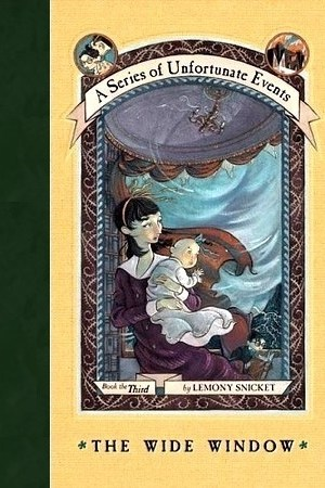 The Wide Window (A Series of Unfortunate Events, #3) pdf books
