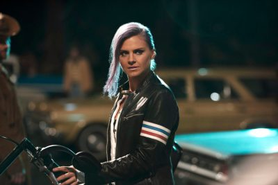 Prepare to see Eliza Coupe like you've never seen her ...