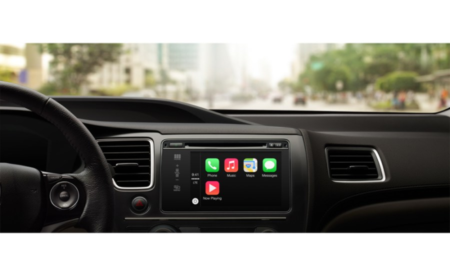 Hungry For Apple CarPlay But Don t Want To Buy A New Car  Pioneer     Apple s iOS In The Car Is Now CarPlay  Will Debut On Ferrari  Mercedes