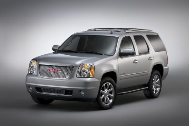 GMC Models Cost More Than Chevy  Why  And Which Is Better  2013 GMC Yukon Denali
