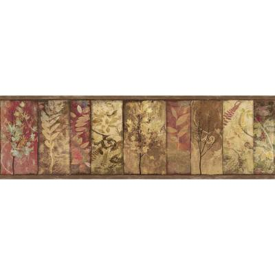 York Wallcoverings Sunflower Wallpaper Border-CB5517BD - The Home Depot