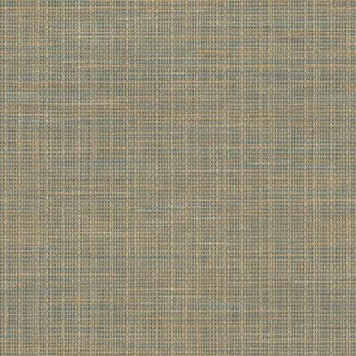 Chesapeake Kent Navy Faux Grasscloth Wallpaper Sample-MAN01691SAM - The Home Depot